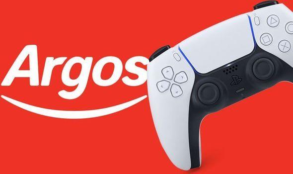Argos PS5 restock - May UK restock news