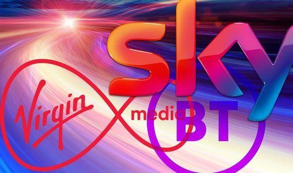 Sky vs BT vs Virgin Media TV and broadband service