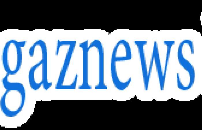 Cindy Crawford dons studded denim at Malibu Eye Center