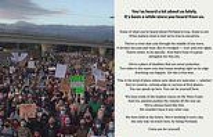 Portland tourism bosses take out full-page New York Times ad admitting riot-hit ...