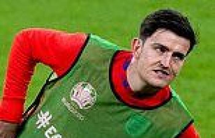sport news Maguire says he is 'available and ready to go' for England's Group D decider ...