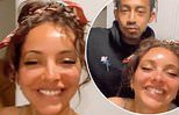 Jade Thirlwall shares rare video with Rizzle Kicks star boyfriendJordan ...