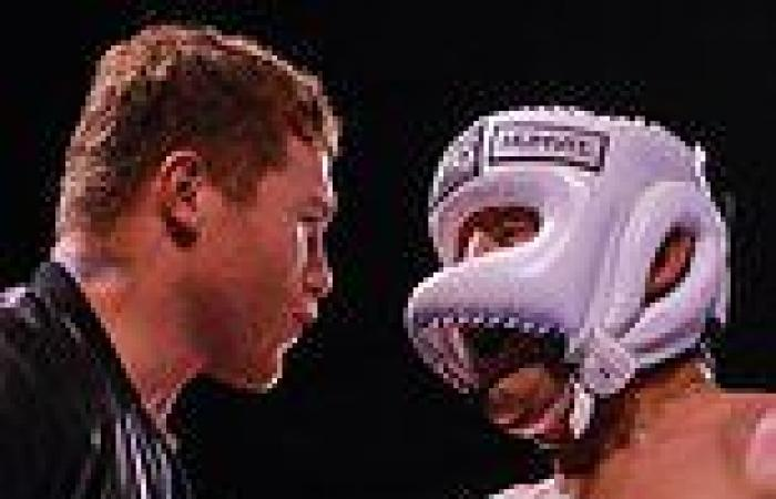 sport news JEFF POWELL: Julio Cesar Chavez has passed Mexico's boxing torch onto Canelo ...