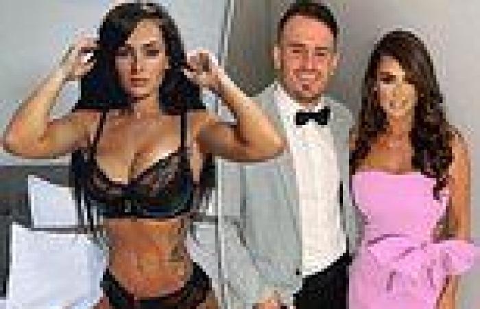 Ex-NRL WAG Arabella Del Busso poses in lingerie; says she 'deserves better'