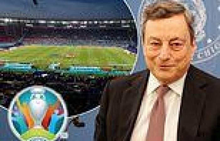 sport news Italian Prime Minister claims Euro 2020 final should be MOVED to Rome from ...