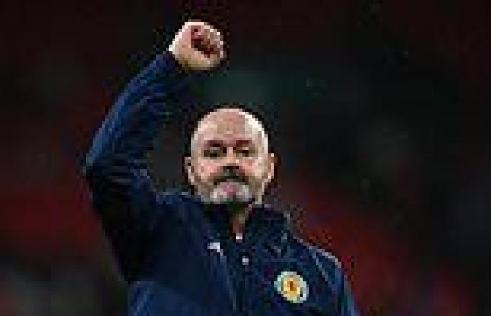 sport news GORDON STRACHAN: Scotland need to back up England result with a big display and ...