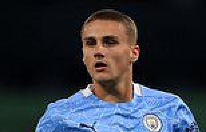 sport news Man City youngsterTaylor Harwood-Bellis set for Anderlecht loan