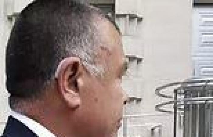 Disgusting moment anti-vaxxer hurls abuse at Jonathan Van Tam