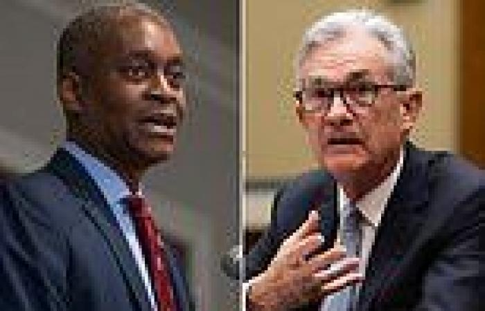Top Federal Reserve officials ADMIT that inflation surge may last longer than ...