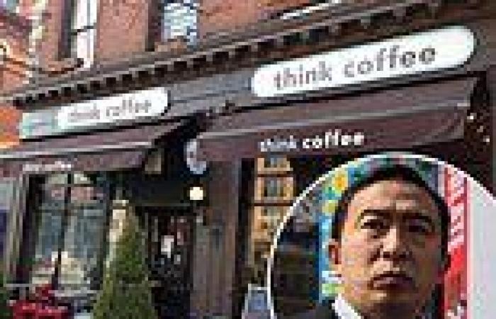 Homeless man attacks elderly diners outside Manhattan coffee shop