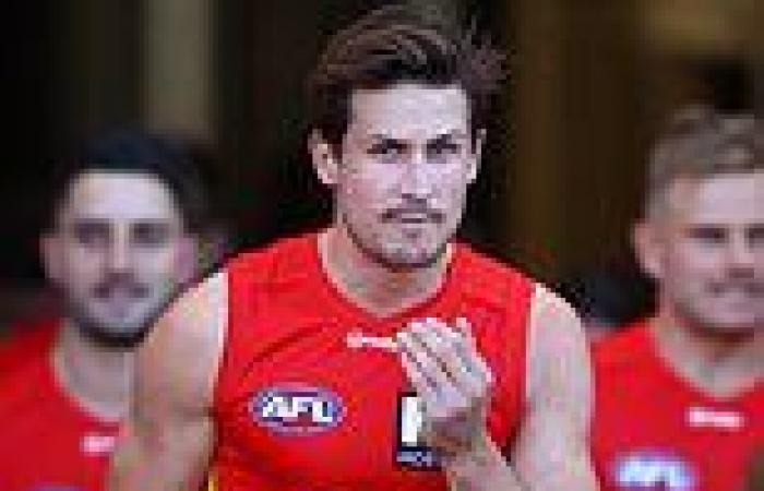 AFL: Gold Coast Suns lose two key players for North Melbourne clash