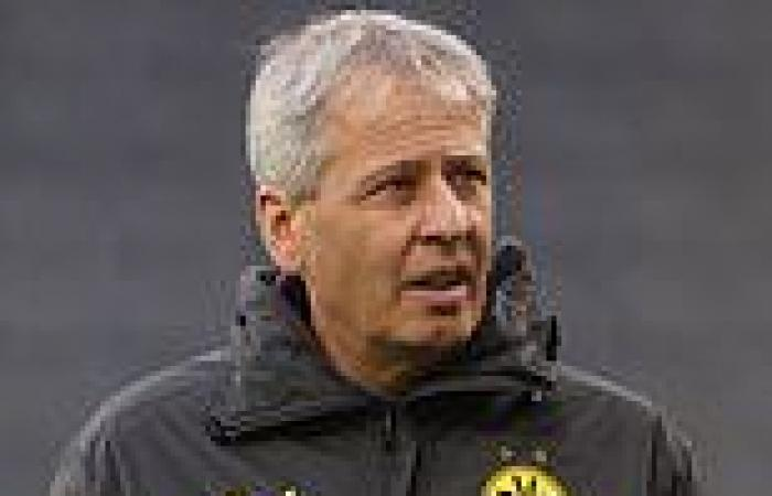 sport news Lucien Favre considering U-TURN on decision to join Crystal Palace