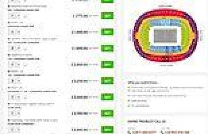 Touts are offering England v Germany tickets for up to £10,000 online