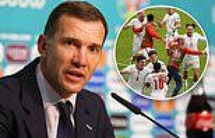 sport news 'England don't scare us', says Ukraine manager ...