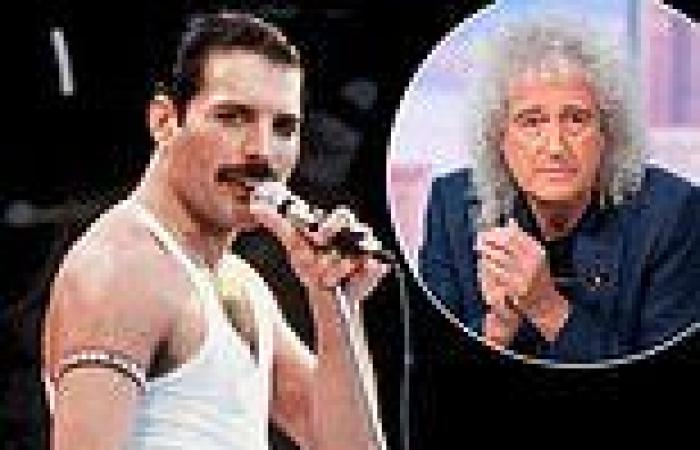 Brian May reflects on Freddie Mercury's 'very private side'