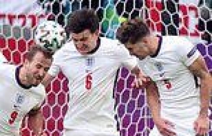 sport news Euro 2020: England should take real pride... the defence has been SUPERB so far