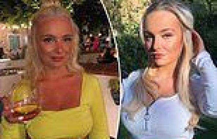EMILY HEWERTSON: I've been asked to go on Love Island but I've always said no - ...