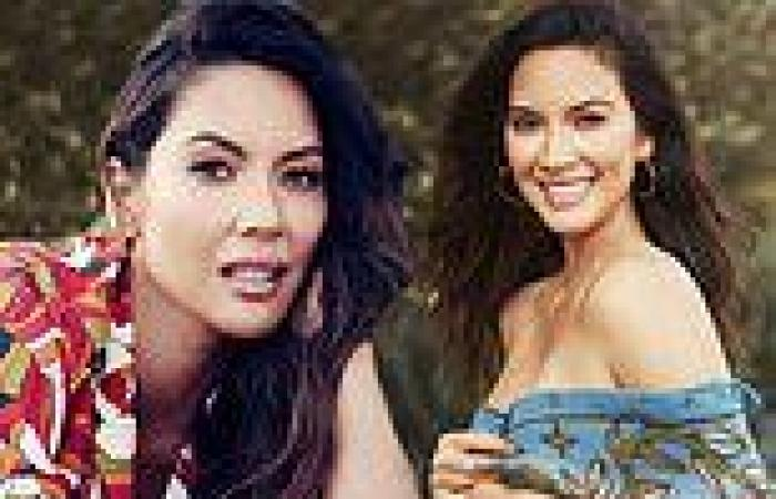 Olivia Munn reflects on the pressures of trying to be 'waif-thin'  at the start ...