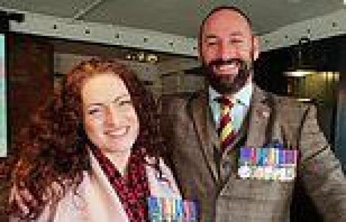 Ex soldier and his Army veteran wife killed themselves in suicide pact at ...