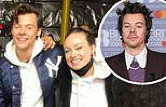 Harry Styles and Olivia Wilde 'enjoy romantic getaway in Tuscany together'