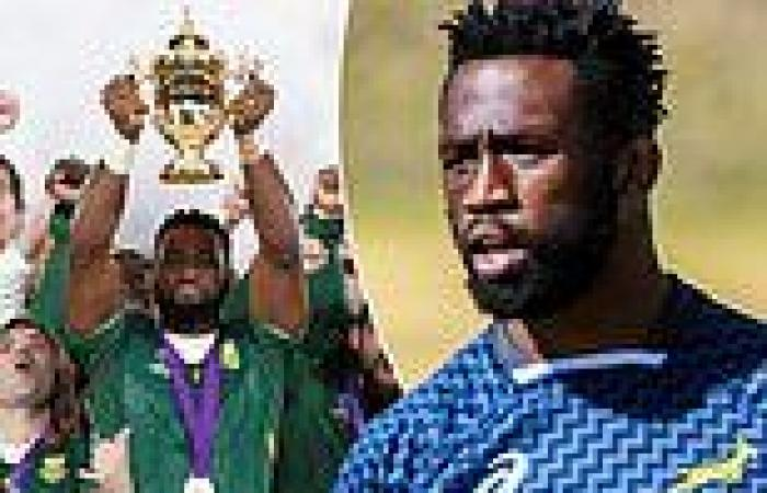sport news Siya Kolisi eager to put a smile on people's faces in South Africa again amid a ...