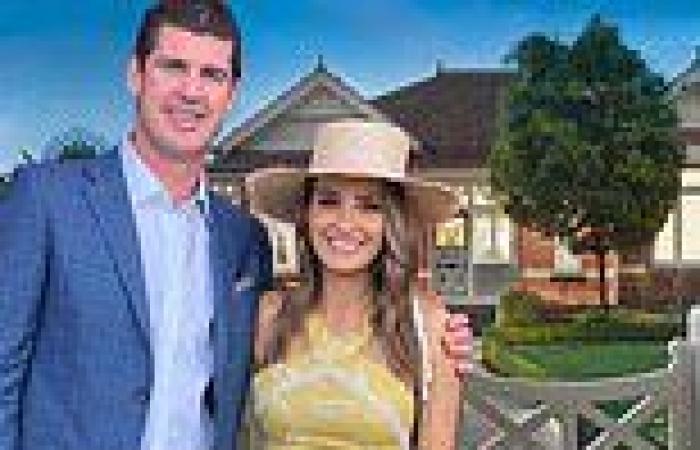 Nova host and former AFL star Jonathan Brown sells his sprawling $4million ...