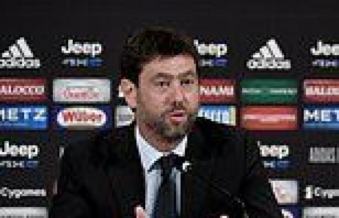 sport news Juventus chief Andrea Agnelli is NOT giving up on European Super League