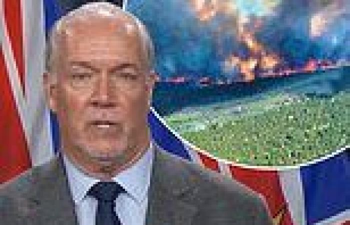 Canadian politician is blasted for saying deaths are a 'part of life' during a ...