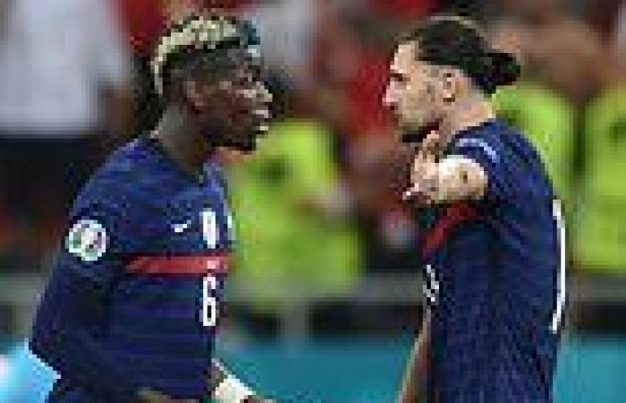 sport news Euro 2020: Paul Pogba 'lost the plot' in France's defeat by Switzerland, claims ...