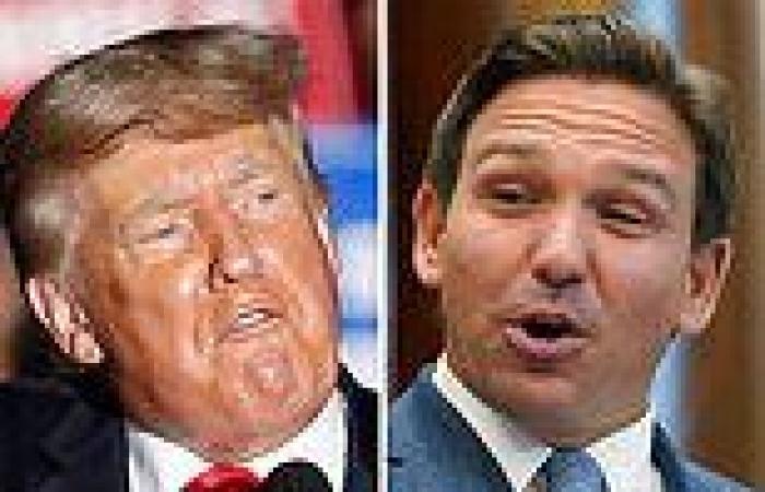 Trump rejects plea from Gov. DeSantis to postpone rally in Florida amid Miami ...