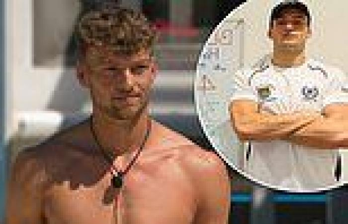 Love Island 2021: Hugo Hammond's school says he was only on training placement ...