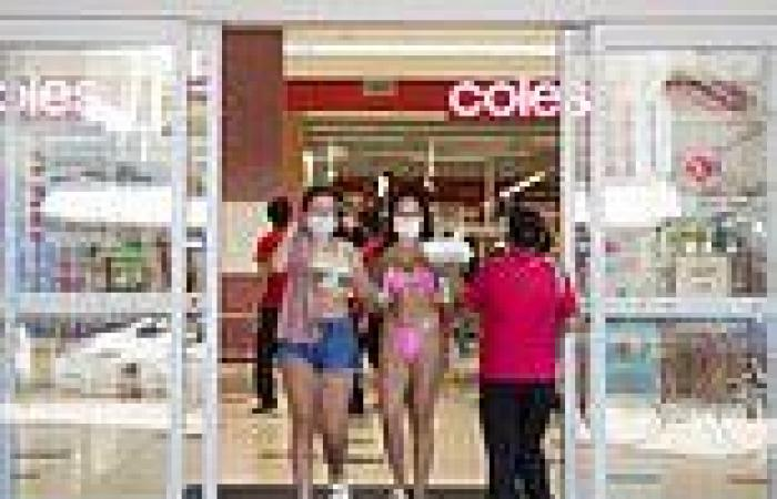 End of snap lockdown in doubt for the Northern Territory after a Covid-infected ...