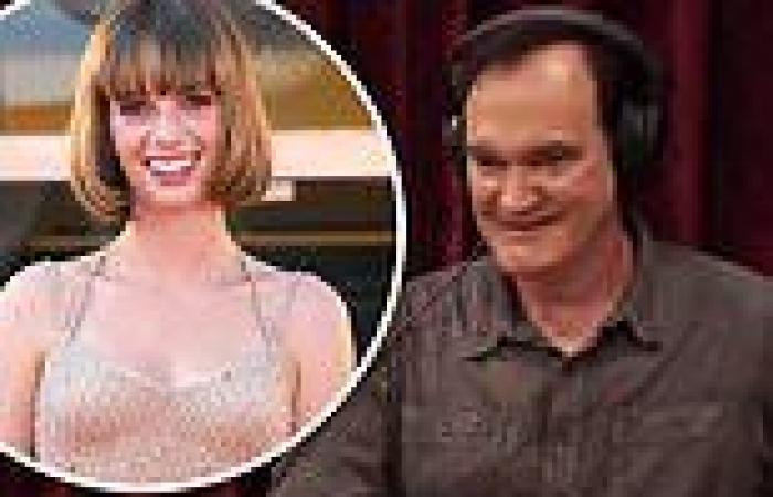 Quentin Tarantino says that he would cast Uma Thurman's daughter in a potential ...