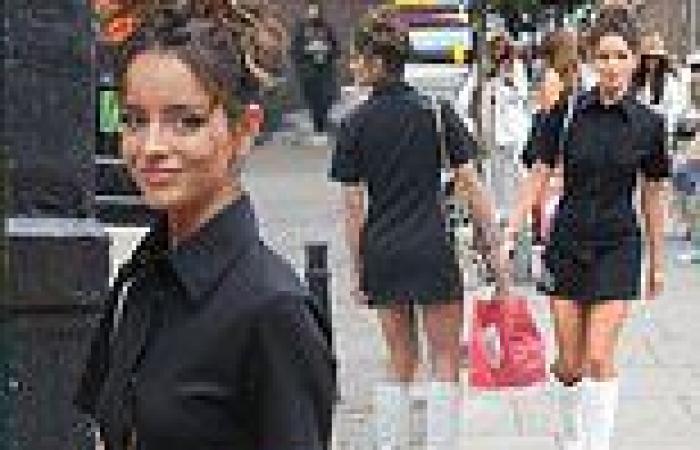 Maura Higgins looks sensational for pal's baby shower amid new romance ...