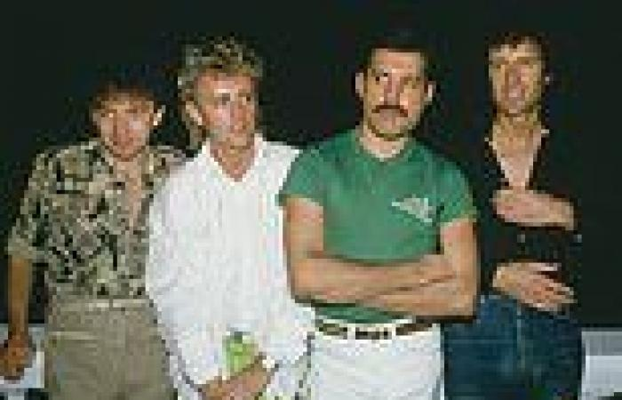 Three surviving members of Queen scoop nearly £10m each from success of ...