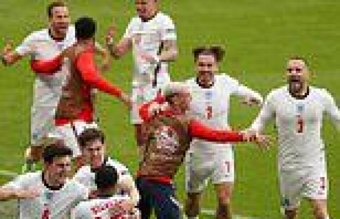 sport news Euro 2020: England stars could pocket up to £200k in bonuses from kit deal if ...