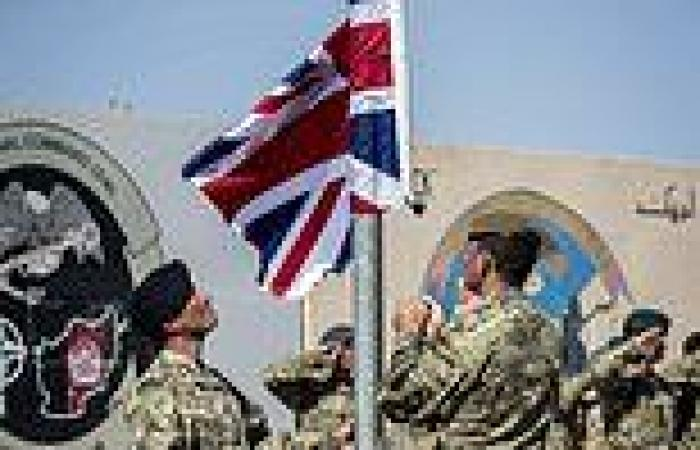 Last British troops in Afghanistan due to fly home within days as allied ...