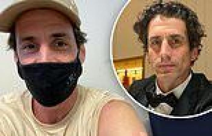 Fans praise comedian Andy Lee for getting the AstraZeneca jab