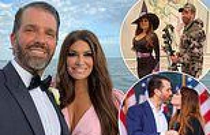 Kimberly Guilfoyle told GOP donors Don Jr liked it when she wore a cheerleading ...
