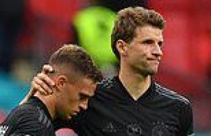 sport news Euro 2020: Germany accused of having 'no courage' and lacking 'ambition' by ...