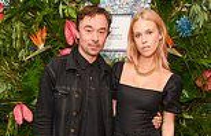 Lady Mary Charteris enjoys night out with husband Robbie Furze after giving ...