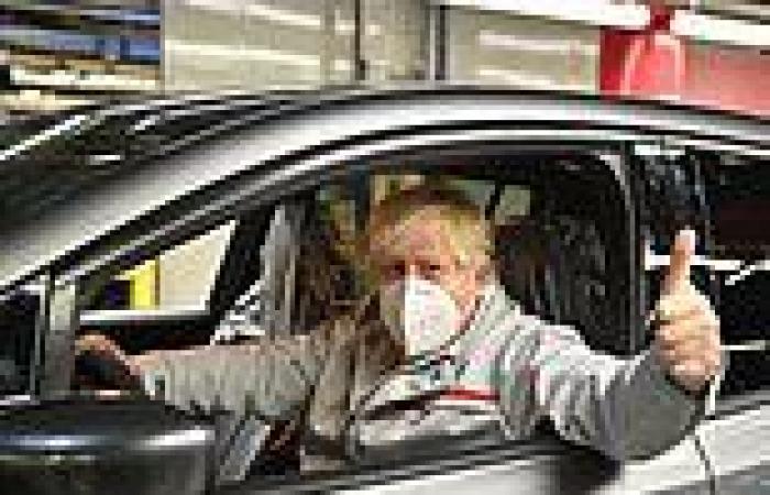 Boris Johnson: Jabs have 'broken link' between infections and deaths