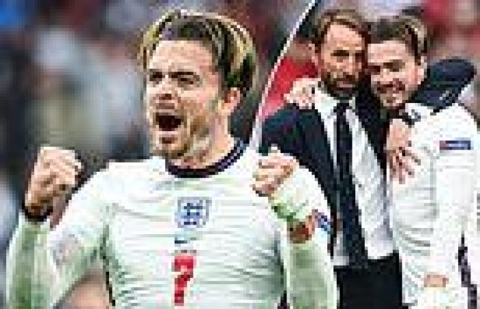 sport news Euro 2020: Jack Grealish happy to be uniting nation ahead of England's quarter ...