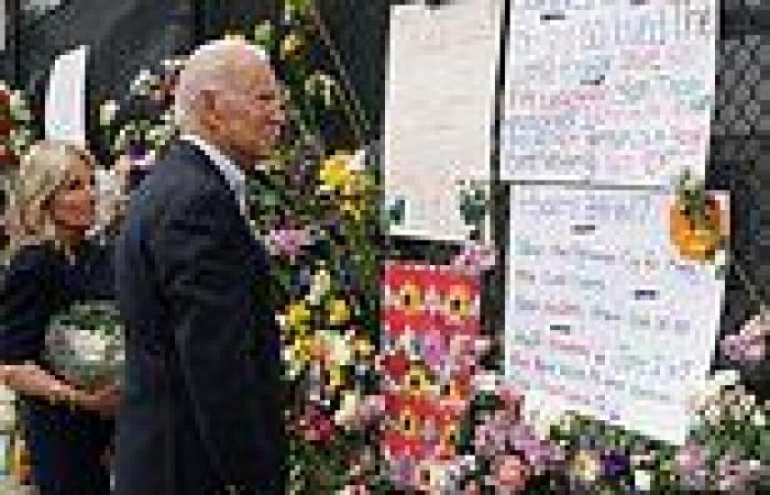 Emotional Biden says Miami condo collapse reminds him of crash that killed his ...
