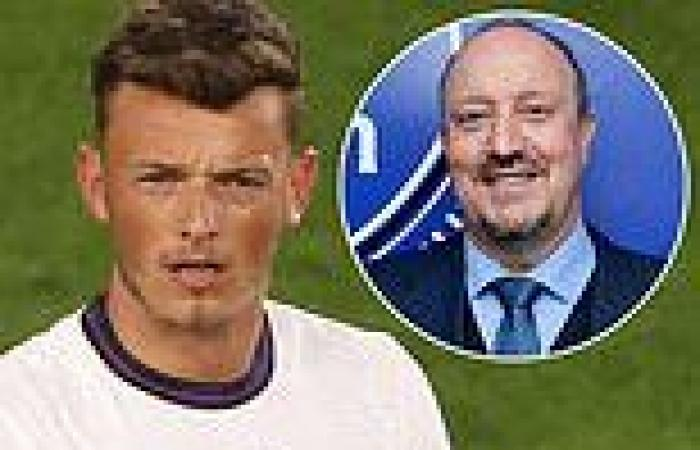 sport news Everton planning to FOIL Arsenal's bid to sign White after holding talks with ...