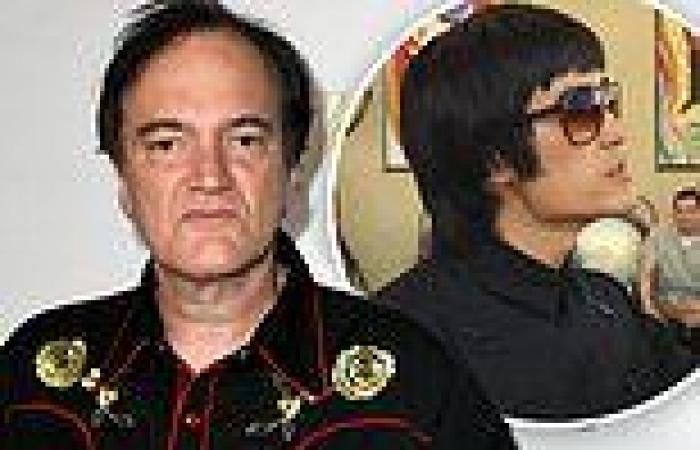 Quentin Tarantino responds to OUATIH criticism of his Bruce Lee portrayal: 'go ...