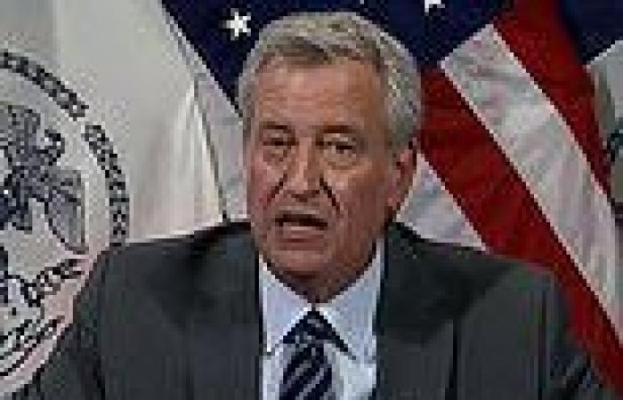 Bill de Blasio slammed for telling NY to cut power on hottest day