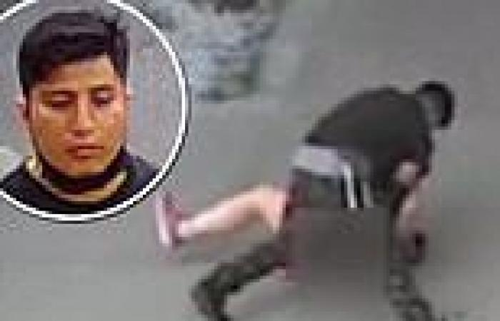 Man tackles woman to the ground and sexually assaults her in Brooklyn