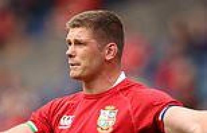 sport news Owen Farrell and Finn Russell to spearhead new backline combination for the ...