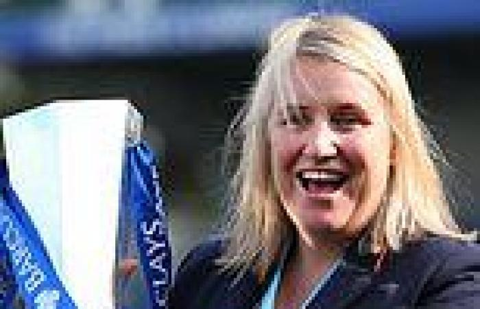 sport news Emma Hayes signs new contract with Chelsea after record-breaking season